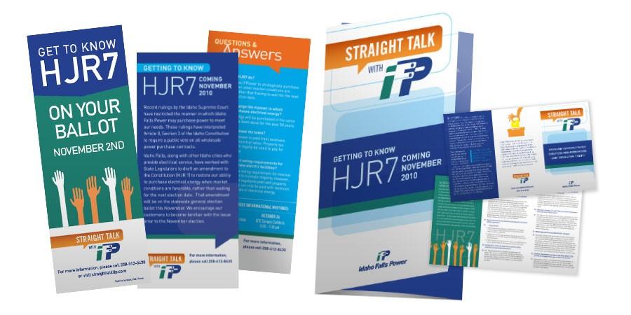 Branding and multi Media Marketing example