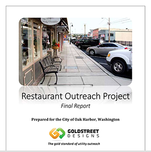 Restaurant outreach project report (Click to View)