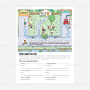 Public Outreach - Public Awareness - Stormwater Locate and Madlib Kids Activities