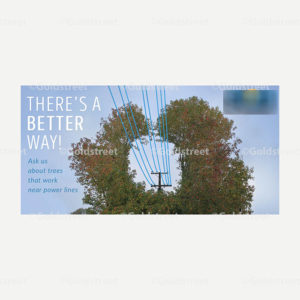 Public Outreach - Public Awareness - Electric/Public Works Awareness Tree Snackable