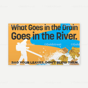 Public Outreach - Public Awareness - What Goes in the Drain Snackable