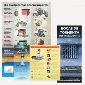 Commercial Restaurant Stormwater Brochure